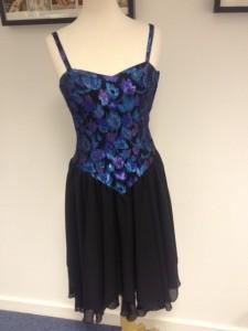 80s dress